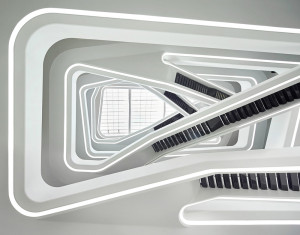 zaha hadid architecture, dominion office building