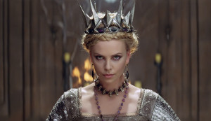 charlize theron snow white and the hunstman