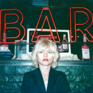 EDO BERTOGLIO photography, Debbie Outside a Bar, debbie harry