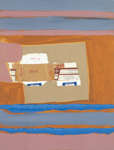 the art of collage, robert motherwell, abstract art exhibit, The Irregular Heart
