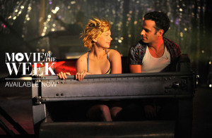 take this waltz film, michelle williams and luke kirby staring at each other