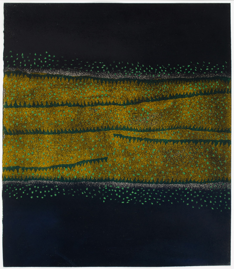 "Yayoi Kusama, ""The Hill,"" image courtesy of the Hirschhorn Museum"