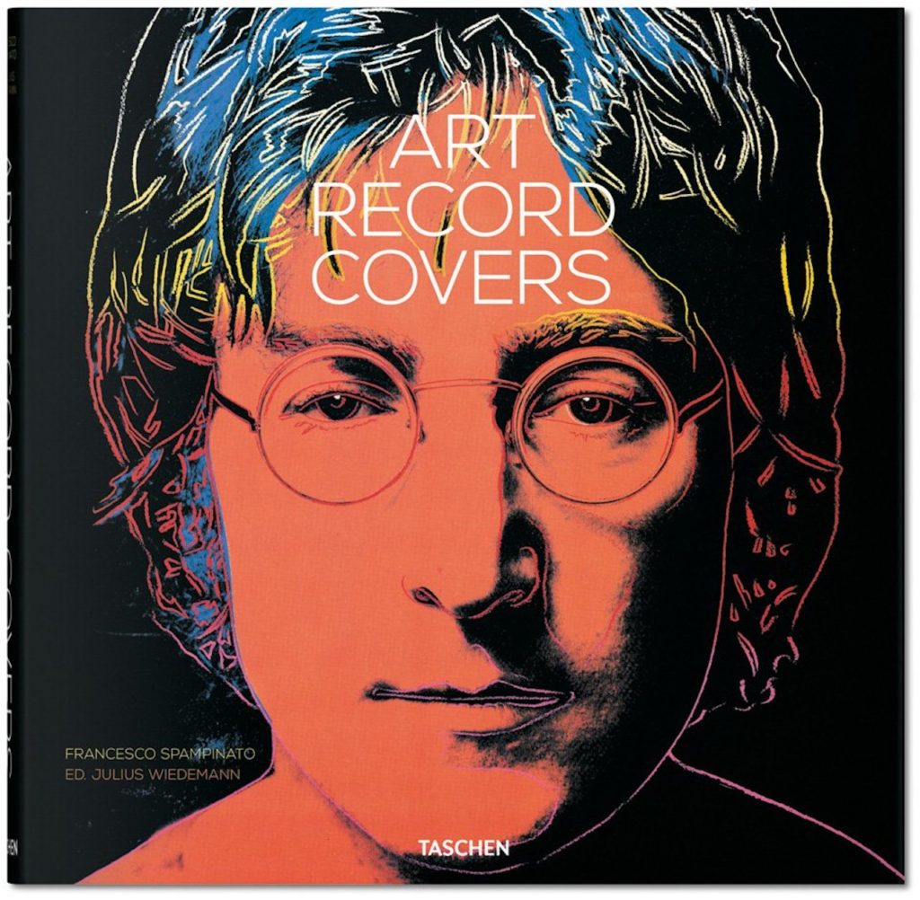 Art Record Covers by Francesco Spampinato