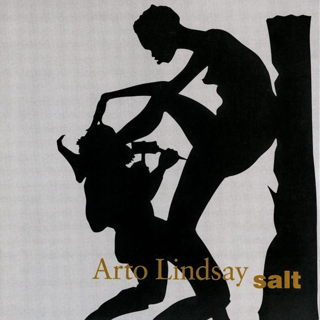 Arto LIndsay and Kara Walker