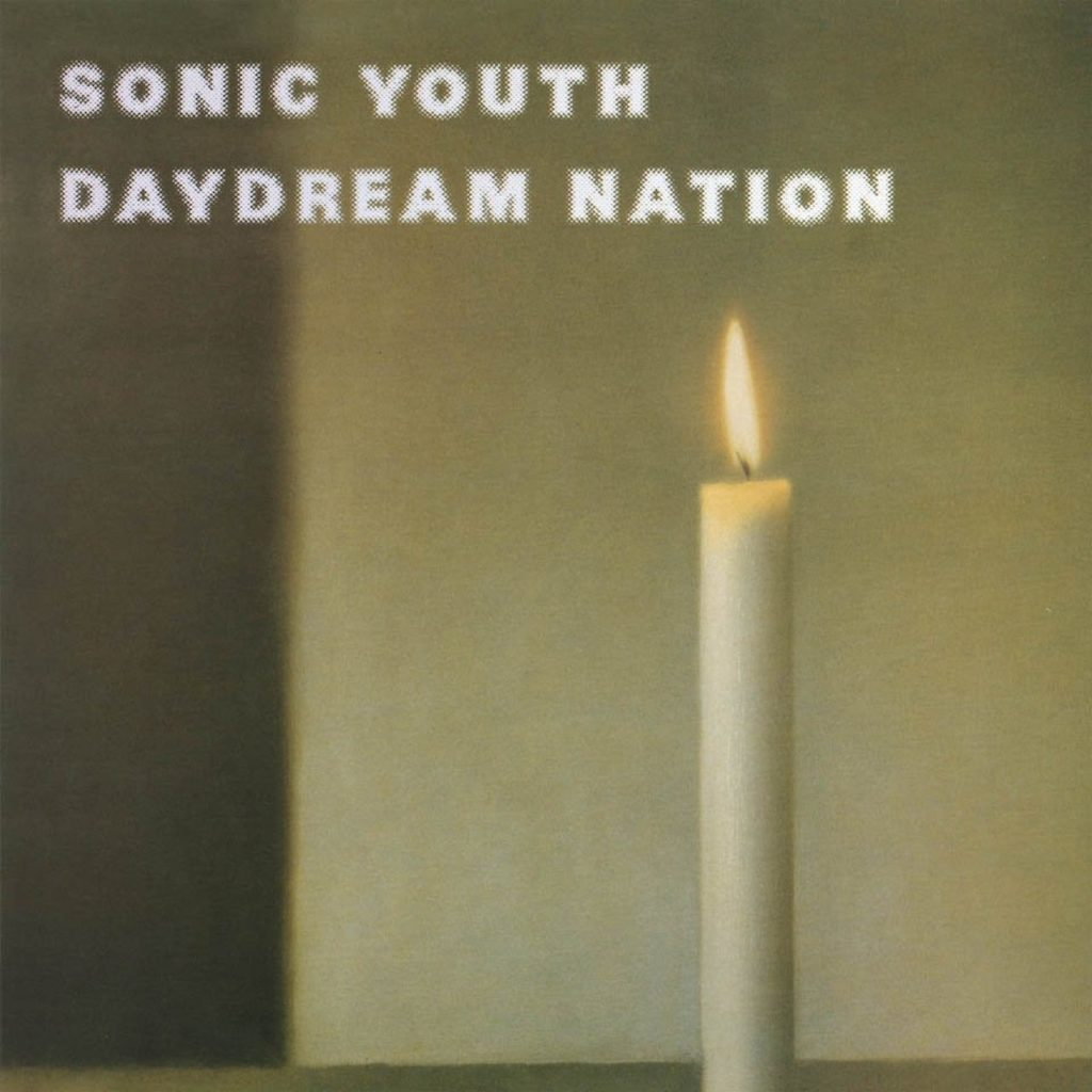 Sonic Youth by Gerard Richter