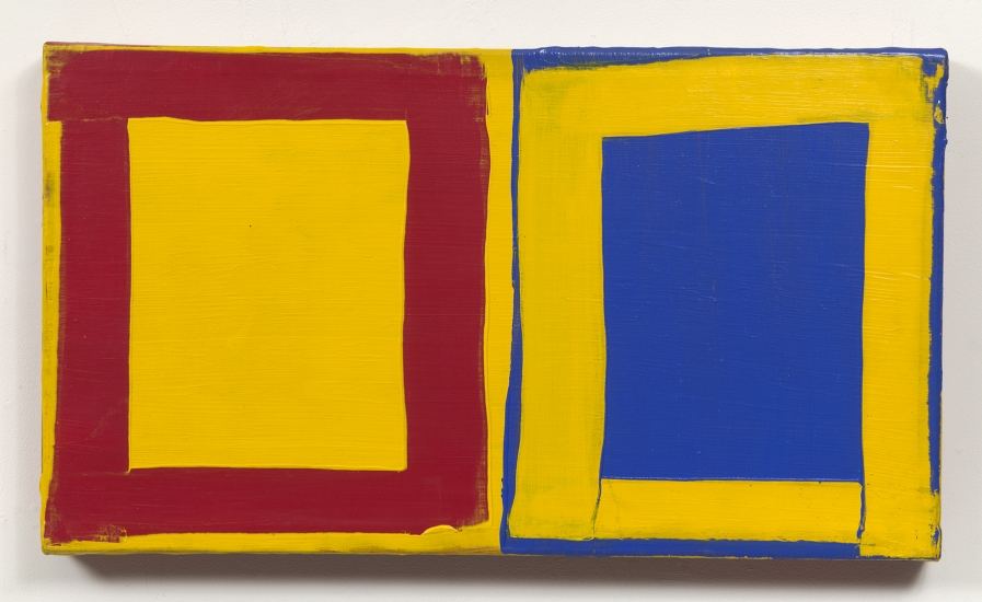 Little Three For Two by Mary Heilmann