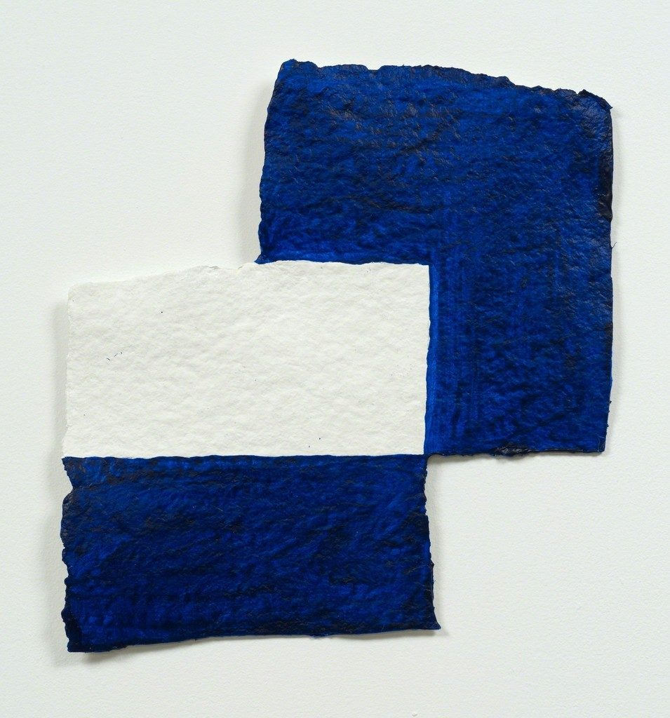 Little Left by Mary Heilmann, 303 gallery