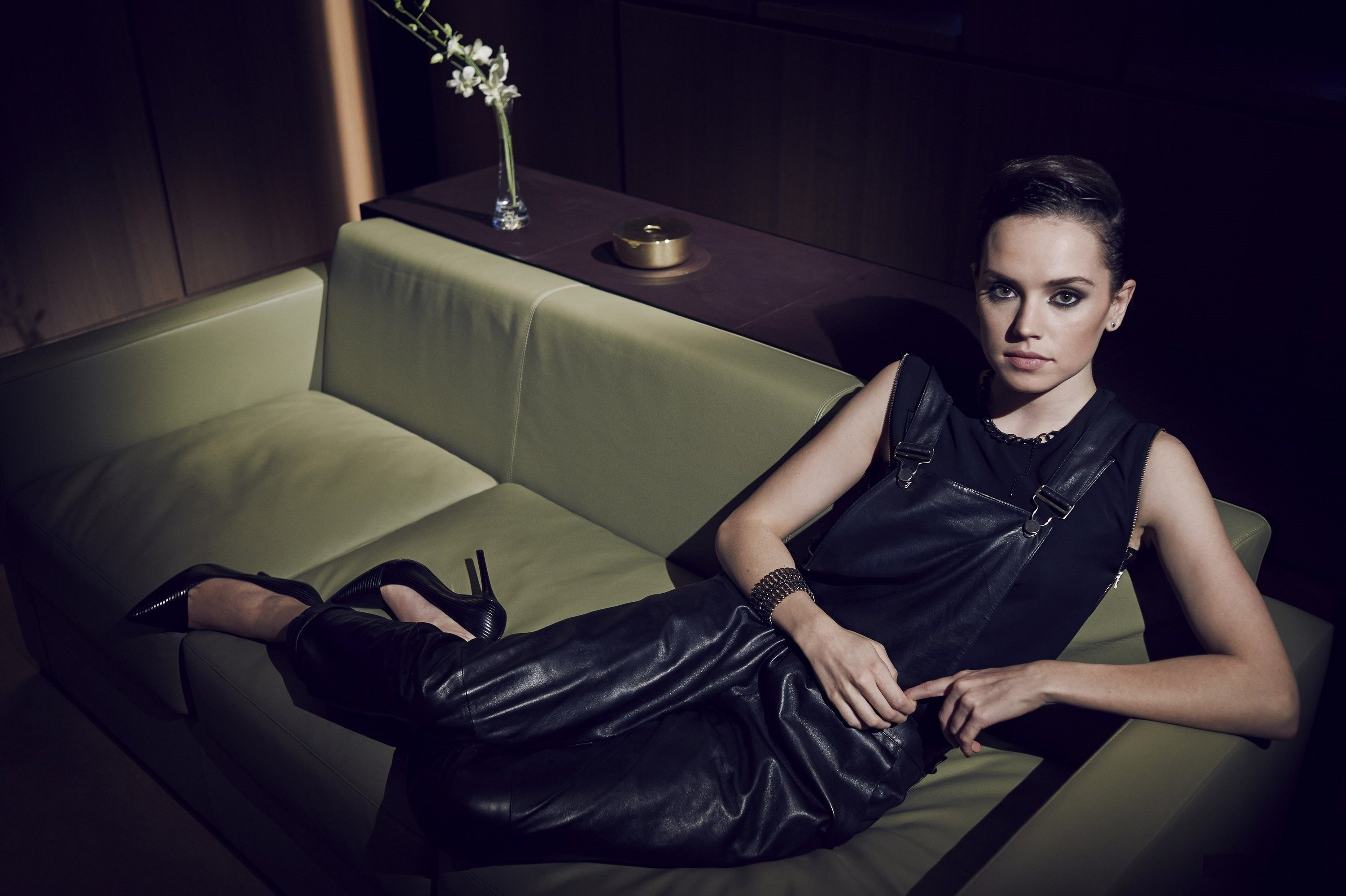 The Rise Of Daisy Ridley Provokr