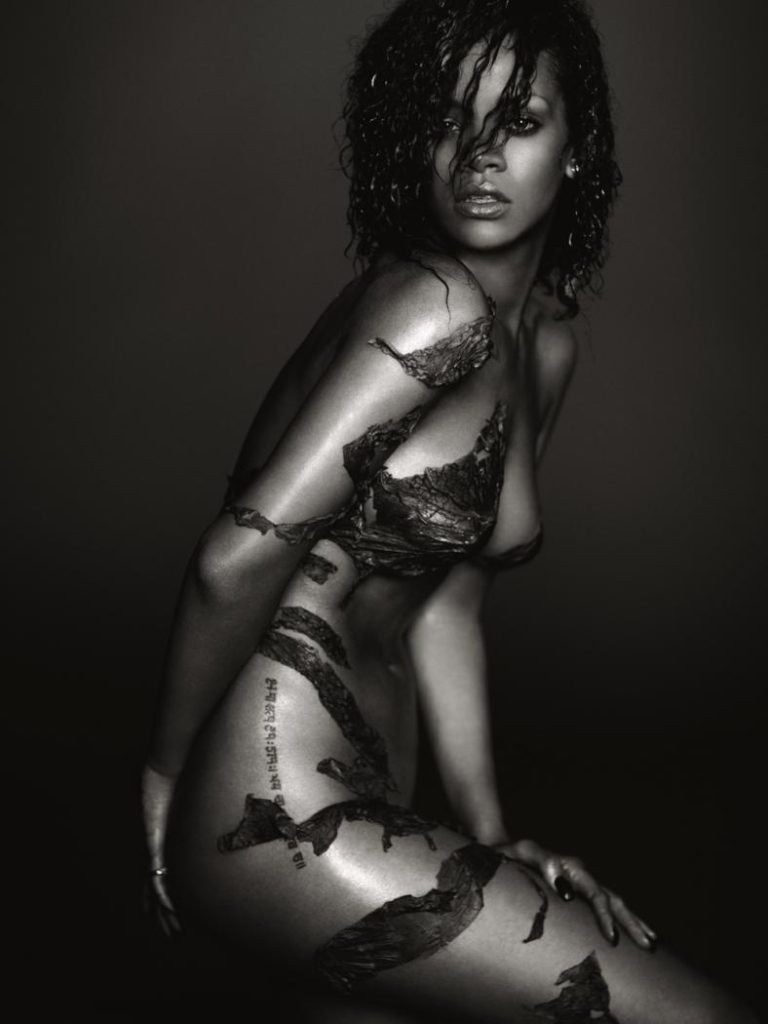 Rhianna by Russell James