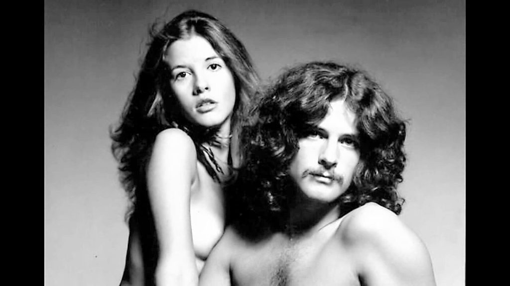 Nude Stevie Nicks and Lindsay Buckingham