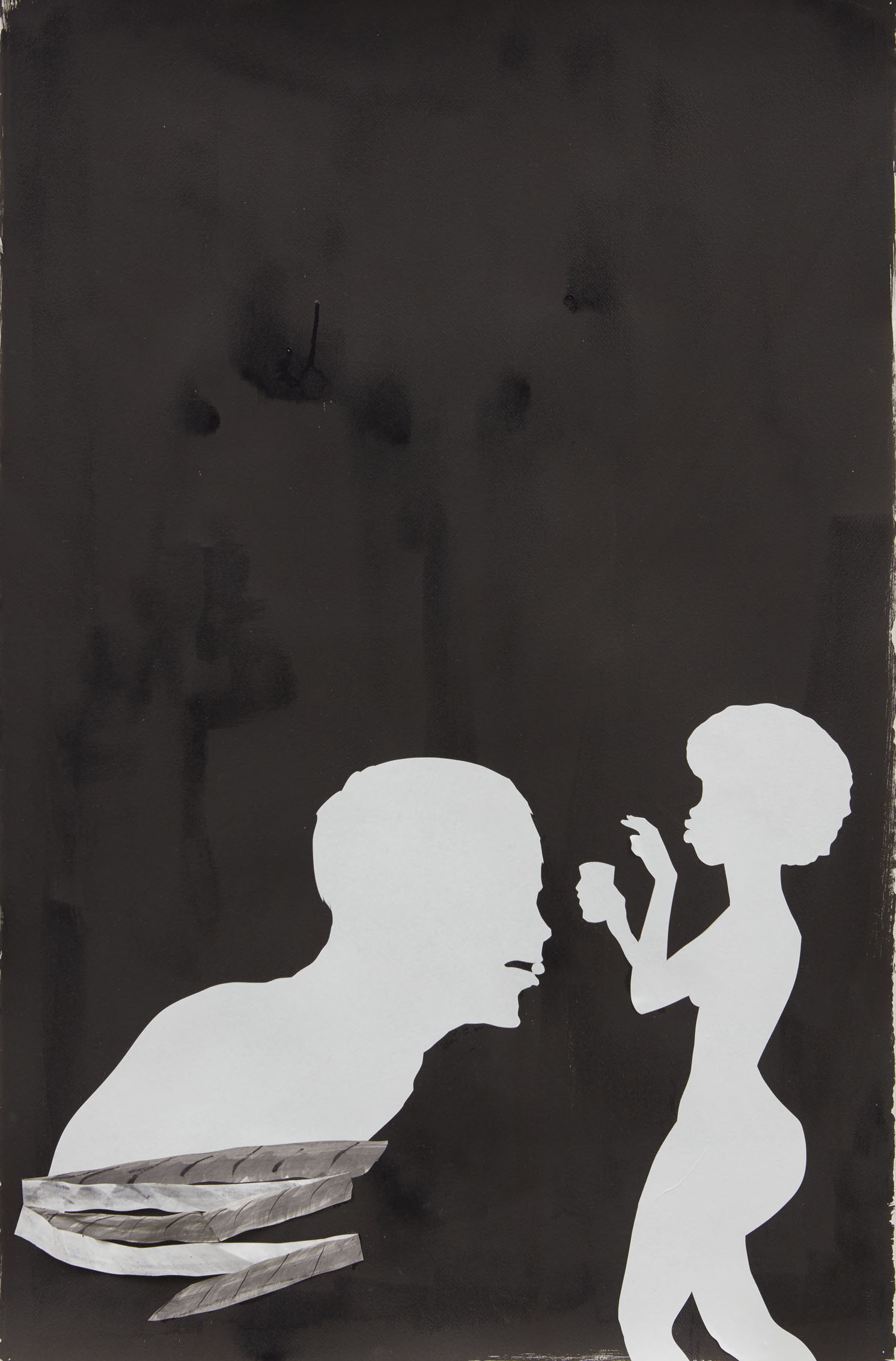kara walker Kara walker is a contemporary african-american artist known for her exploration of race, stereotypes, gender, and identity throughout american history she is best known for her large-scale tableaux of collaged silhouettes amidst black-and-white pastoral landscapes often filled with brutal and harrowing imagery, walker provocatively illustrates the country's origins of slavery in the.