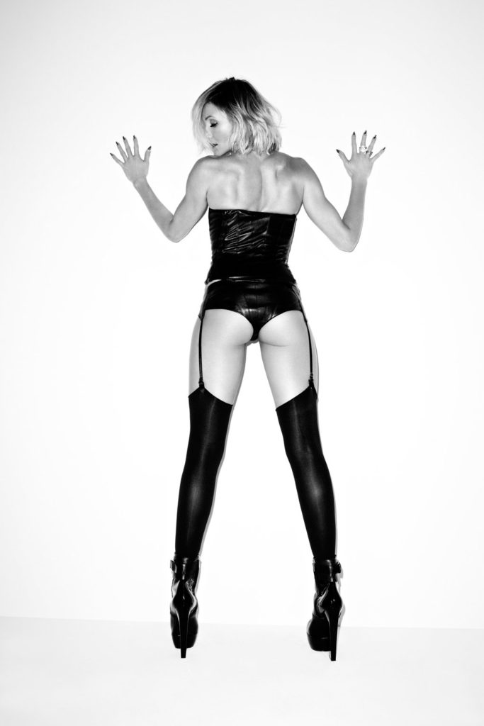 One of the Sexiest S & M photos of Cameron Diaz by Terry Richardson