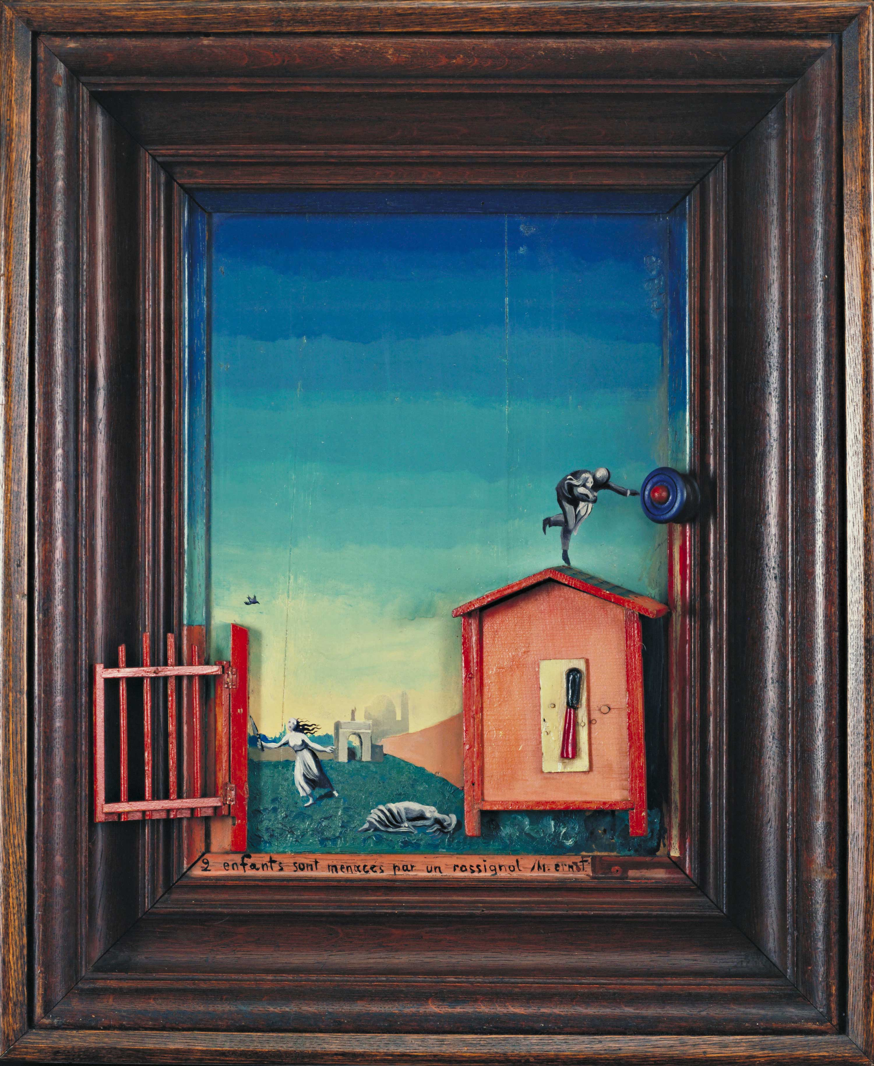 Max Ernst Show At The Moma Opens September 23 2018