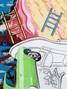 David Salle - Summer Party - 2017 Postmodernism