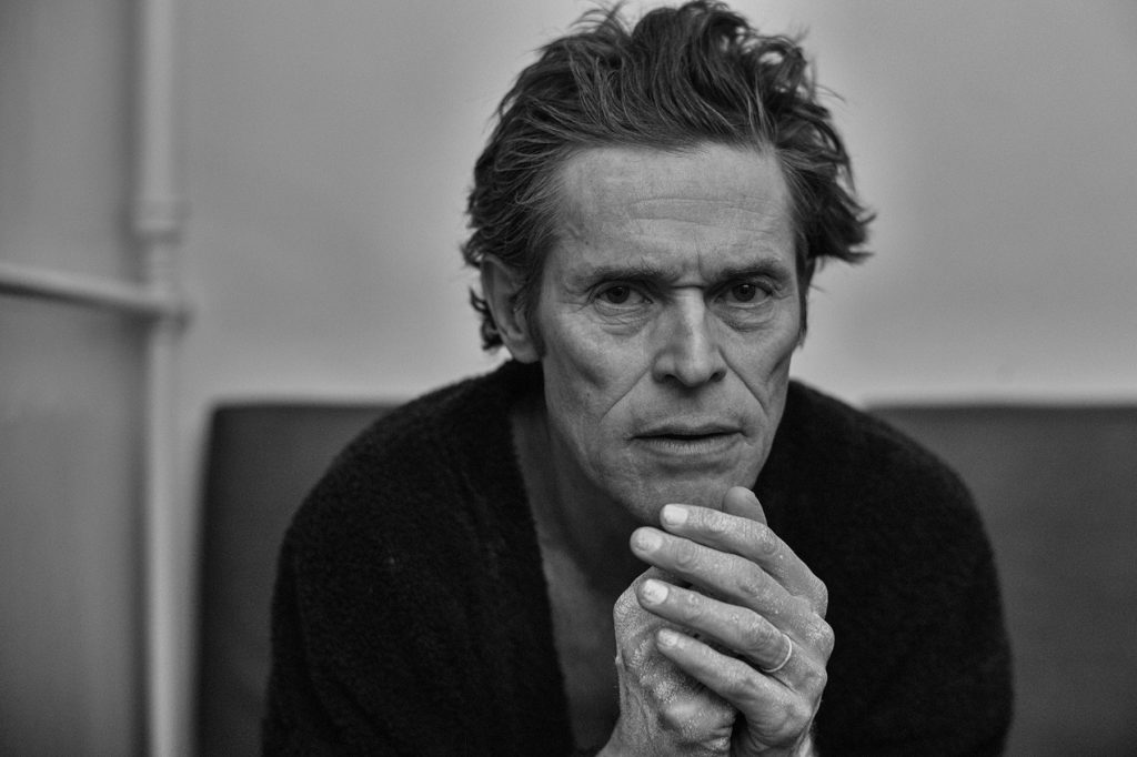 Murder on the Orient Express Willem Dafoe