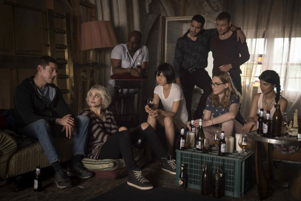 Sexiest Shows of 2017 Sense8