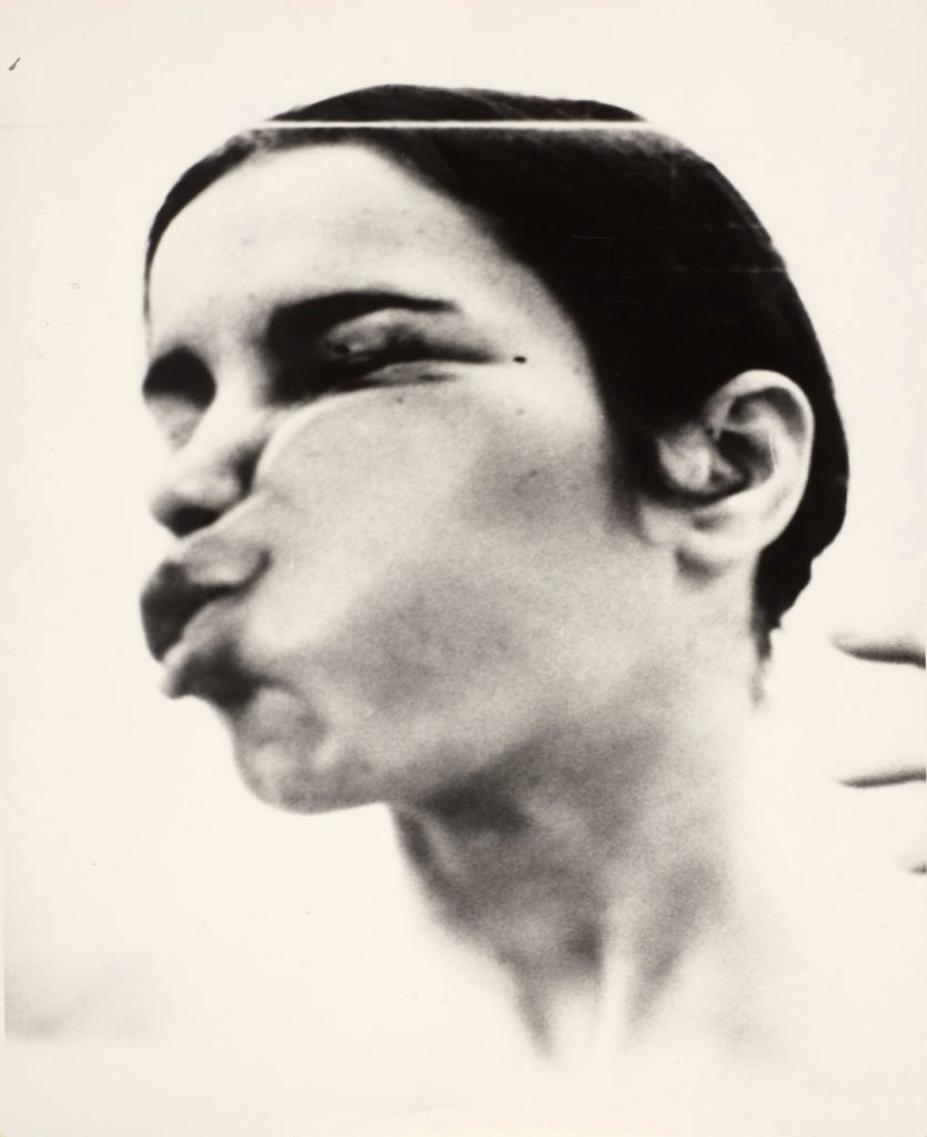 Photograph by Ana Mendieta