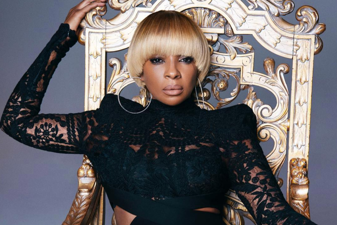 Mary J. Blige's Real Love - PROVOKR