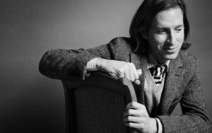 wes-anderson b&w