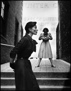 Gordon Parks Bettina and Frances McLaughlin Gill