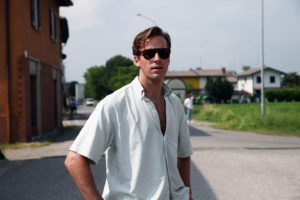 Armie Hammer Call Me By Your Name