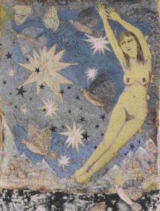 Tapestry by Kiki Smith