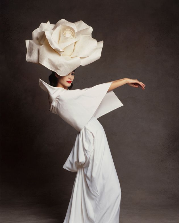 "Patrick Demarchelier Christy, ""My Fair Lady"", British Vogue, 1992"