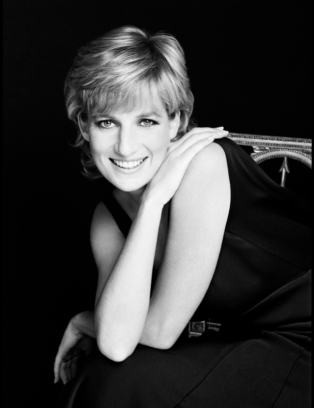 Patrick Demarchelier Princess Diana, 1995