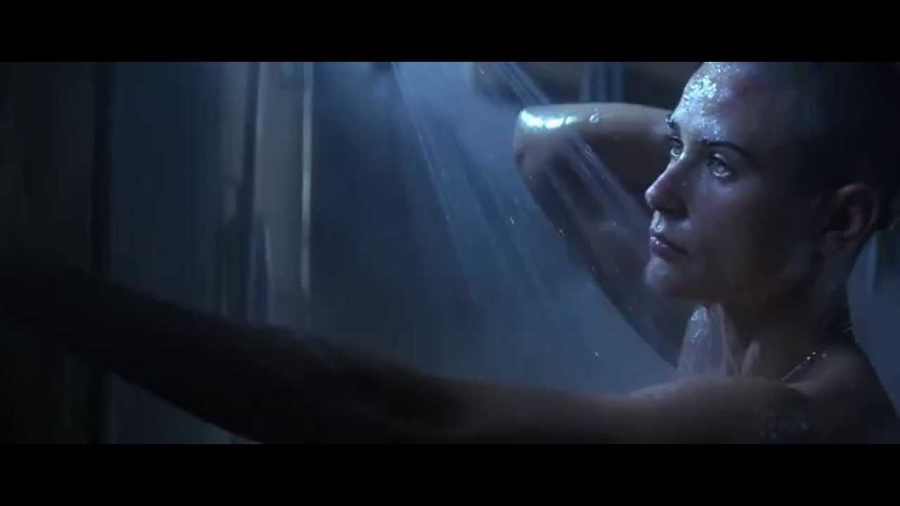 jane shower scene