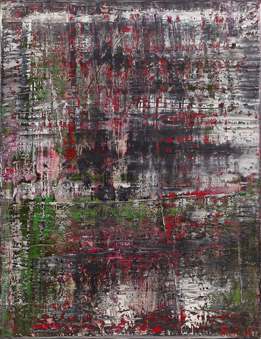 Painting by Gerhard Richter