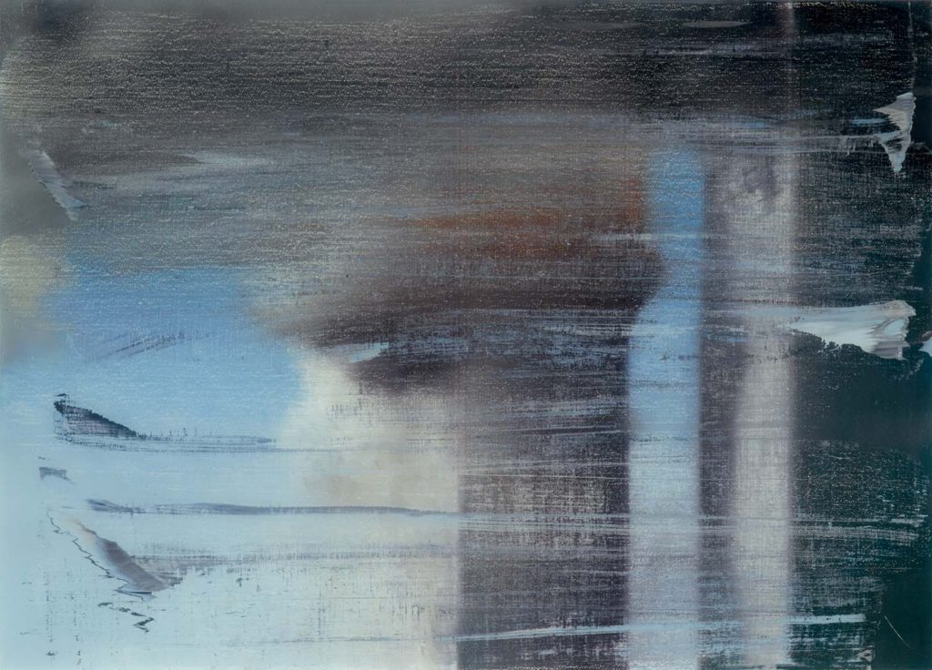 Print by Gerhard Richter