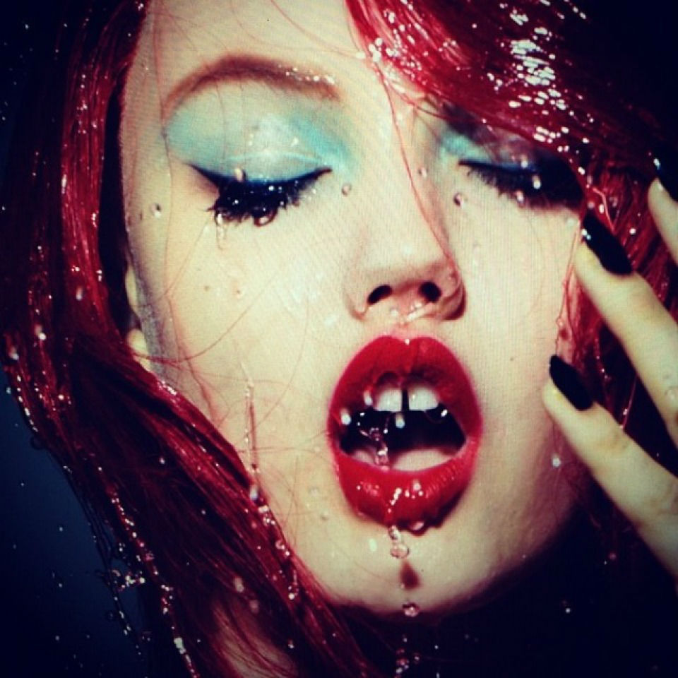 Mouth by Nick Knight
