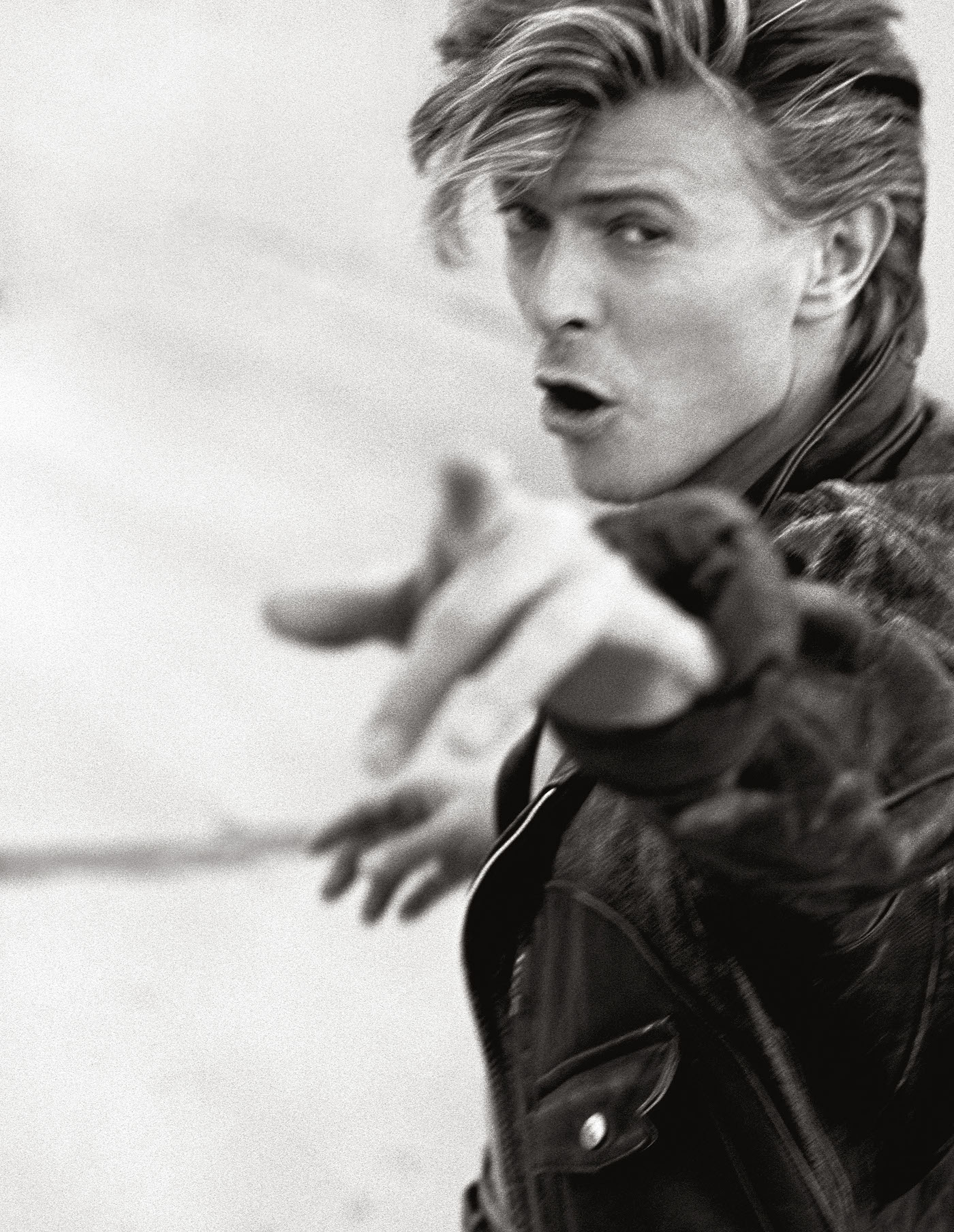 David Bowie III, Los Angeles, by Herb Ritts