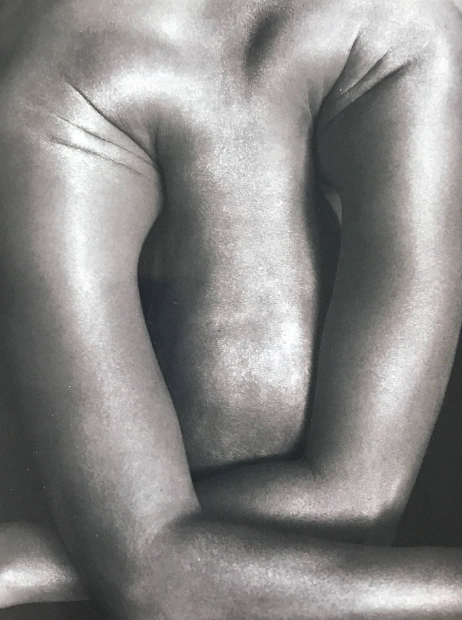 Demi Moore, by Herb Ritts