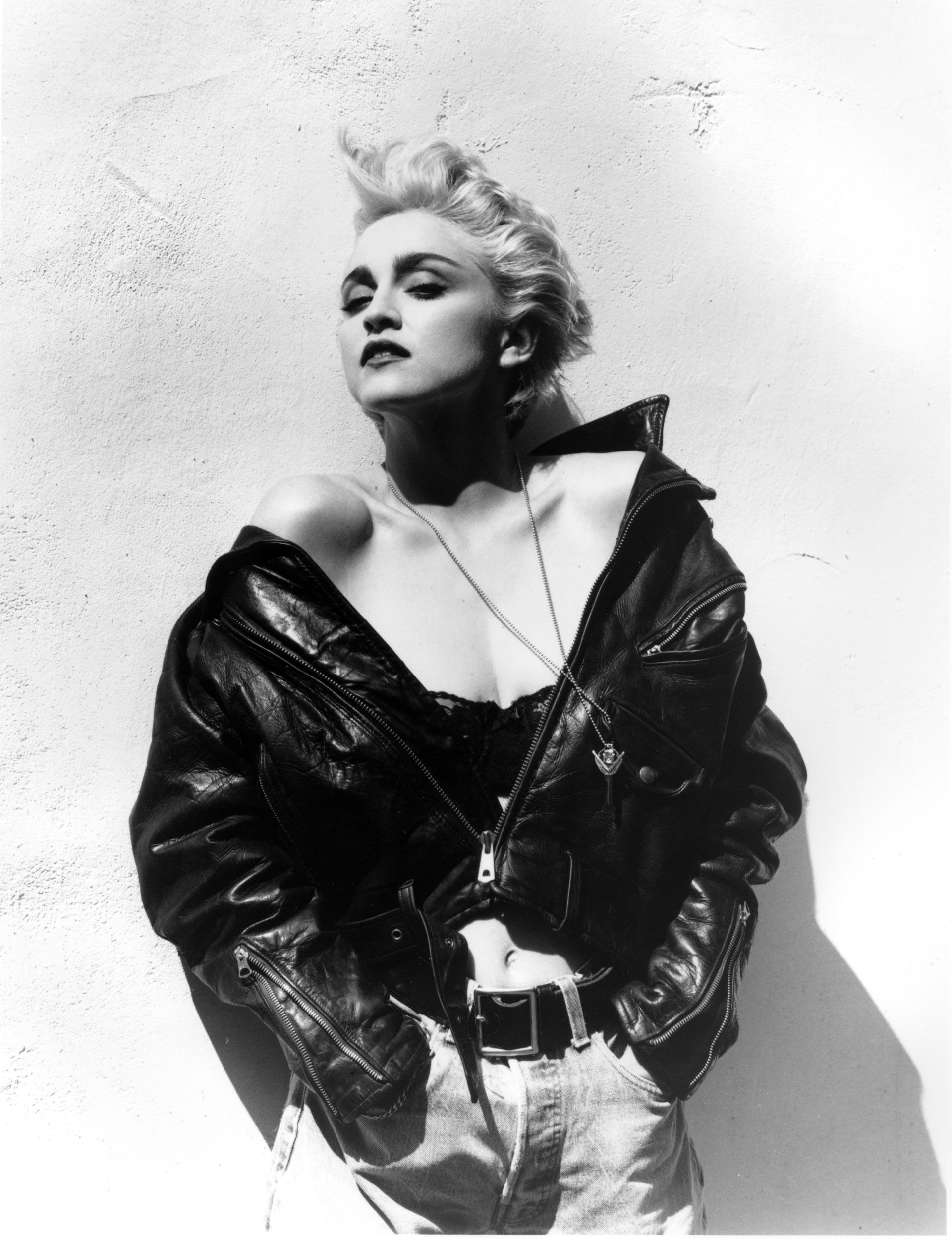 Madonna, by Herb Ritts