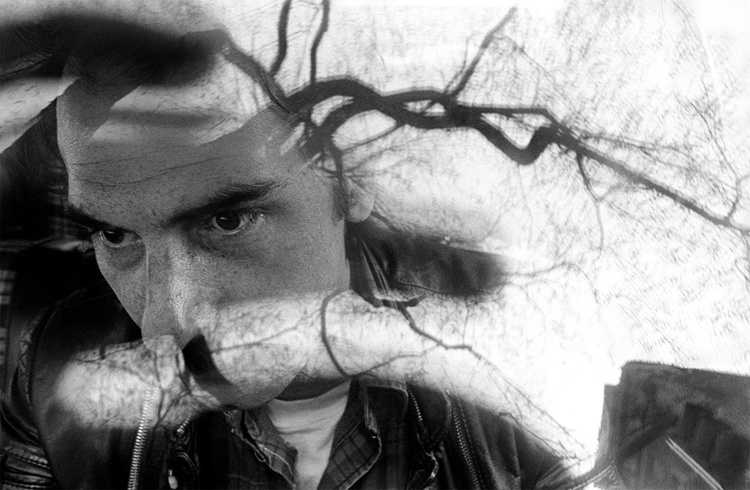 John coming down from crack by eugene richards