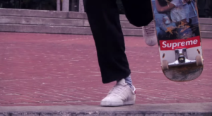 """Screen Shot from Supreme, """"Sickness"""" Shot by"""