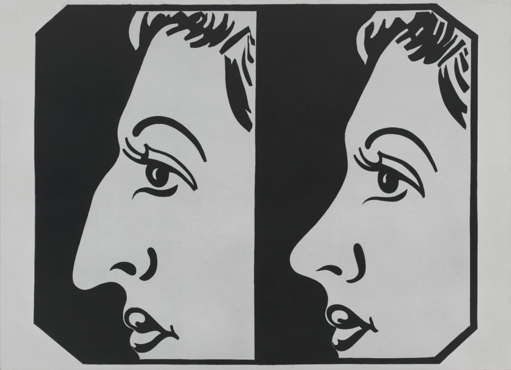 Painting by Andy Warhol