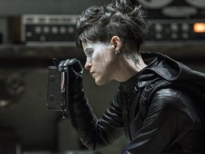 Claire Foy in The Girl in the Spiders Web