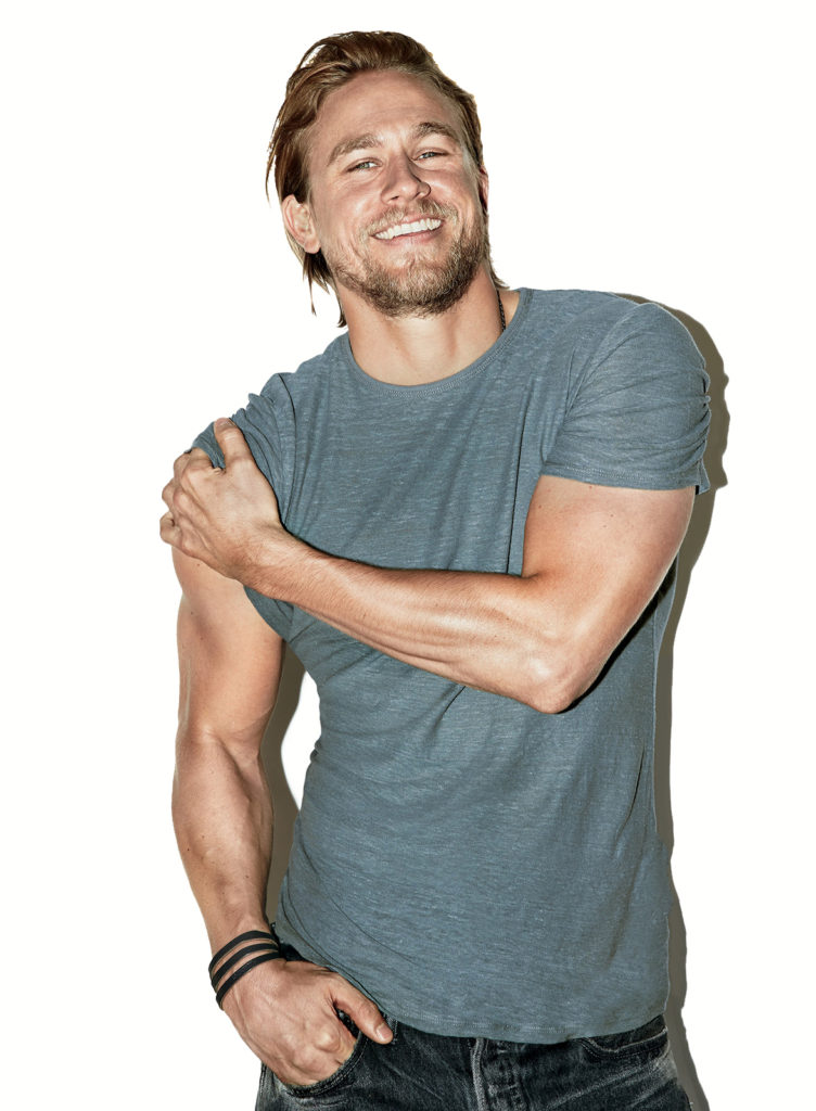 Charlie Hunnam Triple Frontier
