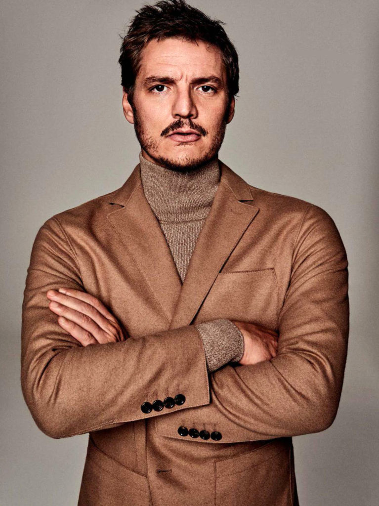 Pedro Pascal The Men of Triple Frontier