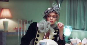Best Fashion Video: The Hadids Do Beatlejuice Video for Vogue