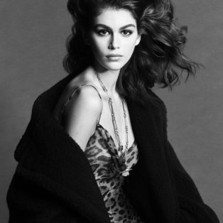 Female Model of the Year 2019-Kaia Gerber