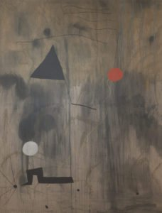 Painting by Joan Miró